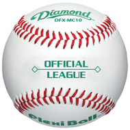 Diamond DFX-MC10 OL Official Leage Baseballs (Dozen)