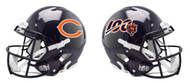 Chicago Bears 100th Season Special Revolution SPEED Mini Football Helmet