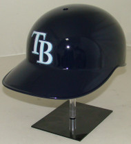 Tampa Bay Rays Rawlings NEC Full Size Baseball Batting Helmet