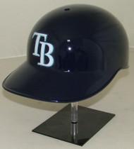 Tampa Bay Rays Rawlings NEC Full Size Baseball Batting Helmet