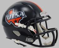 UTSA Roadrunners Texas San Antonio NCAA Revolution SPEED Mini Football Helmet