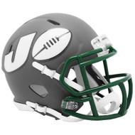 Riddell New York Jets AMP Alternate Speed Mini Football Helmet
