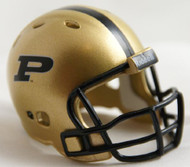Riddell PURDUE BOILERMAKERS Revolution POCKET PRO Mini Football Helmet