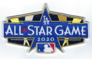 2020 Major League Baseball All Star Game MLB Collectors Patch - Los Angeles Dodgers Stadium