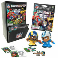Party Animal NFL TeenyMates SERIES 8 Color Rush Figurines Mystery Box (32 packs)