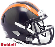 Chicago Bears 1936 Tribute Color Rush Revolution SPEED Mini Football Helmet