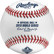 2019 World Series MLB Rawlings Official Baseball
