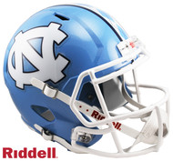 North Carolina Tar Heels SPEED Riddell Full Size Replica Football Helmet
