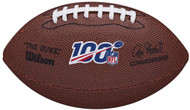 Wilson NFL 100 Year Mini Football 100th Season - Mini size