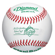 Diamond DFX-MC10 PL Pony Leage Baseballs (Dozen) Level 10 Flexi Ball