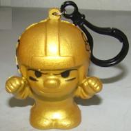 Metallic Gold Squeezymate RARE ODDS (1 in 192 packs) SqueezyMates NFL Figurine