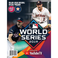 2019 Official World Series Program - Houston Astros vs. Washington Nationals
