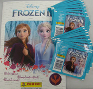 Disney's Frozen 2 Sticker Album Combo with 20 Sticker Packs