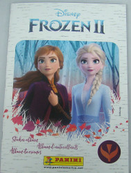 Disney's Frozen 2 Sticker Album Book by Panini