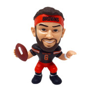 Baker Mayfield Cleveland Browns Big Shot Baller NFL Action Figure