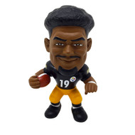 JuJu Smith-Schuster Pittsburgh Steelers Big Shot Baller NFL Action Figure