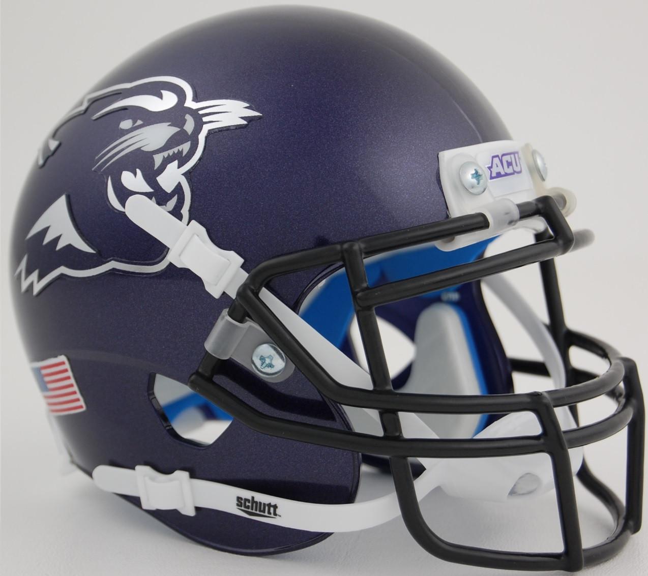 White NCAA Kentucky Wildcats Collectible Alt Mini Helmet