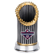 MLB Washington Nationals 2019 World Series Champions Trophy Paperweight