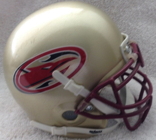 Elon Phoenix Schutt Mini Authentic Football Helmet