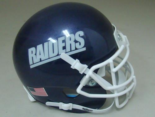 Mount Union Purple Raiders Schutt Mini Authentic Football Helmet