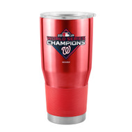 Washington Nationals Red 2019 World Series Champions 30 oz. Curved Ultra Tumbler