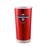 Washington Nationals 2019 World Series Champions 20 oz. Stainless Tumbler Travel Mug