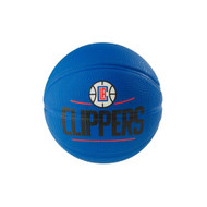 Los Angeles Clippers Spalding NBA Mini Rubber Basketball Size 3 / 22 inch