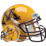 Minnesota Golden Gophers Alternate Goldy Gopher Schutt Full Size Replica Helmet