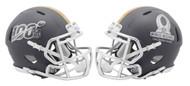 NFL 2020 Pro Bowl 100 Year Riddell Revolution Speed Mini Football Helmet
