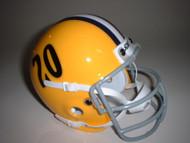 LSU Tigers 1958 Schutt Throwback Mini Authentic Football Helmet