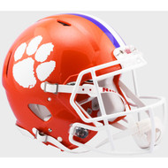 Clemson Tigers NEW Riddell Full Size Authentic SPEED Football Helmet