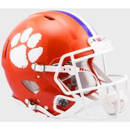 Clemson Tigers NEW Riddell Full Size Authentic SPEED Football Helmet