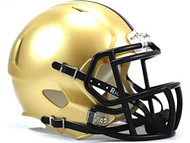 Army Black Knights Riddell NCAA Speed Mini Football Helmet