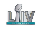 Super Bowl LIV (54) Commemorative Lapel Pin