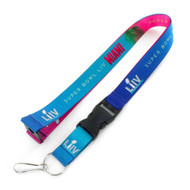 Super Bowl LIV 54 NFL Detachable Lanyard