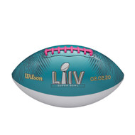 NFL Super Bowl LIV 54 Official Autograph Siganture Football (Boxed)