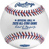 Rawlings 2020 MLB All Star Game Logo Baseball in Cube - Cubed Case