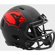 Arizona Cardinals 2020 Black Revolution Speed Mini Football Helmet