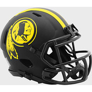 Washington Redskins 2020 Black Revolution Speed Mini Football Helmet