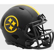 Pittsburgh Steelers 2020 Black Revolution Speed Mini Football Helmet