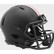 Ohio State Buckeyes 2020 Black Revolution Speed Mini Football Helmet