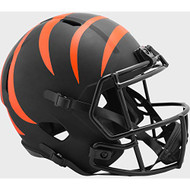 Cincinnati Bengals 2020 Black Speed Replica Full Size Football Helmet