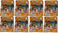 Teenymates Party Animal 2020 MLB Series 7 Mini Figurines Mystery Blind Bag Packs (8 Packs)