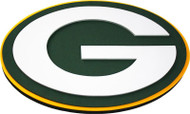 Green Bay Packers 3D Fan Foam Logo Sign