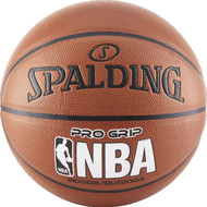 "NBA Pro Grip Indoor/Outdoor Composite Youth Size 27.5"" Basketball"