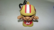 San Francisco 49ers Nick Bosa #97 Series 2 SqueezyMates NFL Figurine