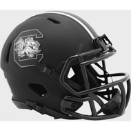South Carolina Gamecocks 2020 Black Revolution Speed Mini Football Helmet