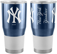 New York Yankees MLB 30 oz. Curved Ultra Insulated Tumbler Cup