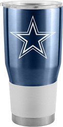 Dallas Cowboys NFL 30 oz. Curved Ultra Insulated Tumbler Cup