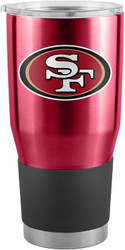 San Francisco 49ers NFL 30 oz. Curved Ultra Insulated Tumbler Cup